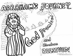 Small Picture Page Abraham Believes God Bebo Pandco