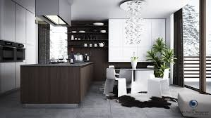 Small Picture 12 Modern Eat In Kitchen Designs