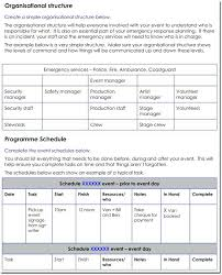 Event Planning Template Checklist Ministry Free Download Planner ...
