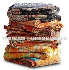 set of 5pc wholesale Sari Quilts Throws - Fair Trade | Indian ... & set of 5pc wholesale Sari Quilts Throws - Fair Trade Adamdwight.com