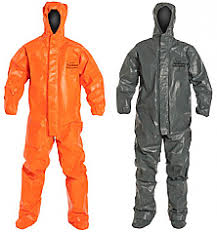 Tychem Size Chart Dupont Tychem Thermopro Suit With Hood Elastic Wrists Socks Double Storm Flap Tp199t