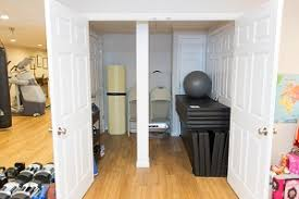 basement remodelers. Simple Remodelers TBF Finished Basement With Home Gym In Islip Inside Basement Remodelers