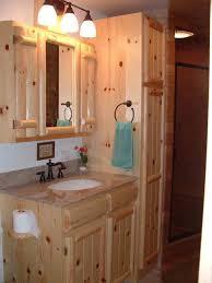 Pine Bathroom Cabinet Bathroom Vanity Cabinets You Can Make Homeoofficeecom