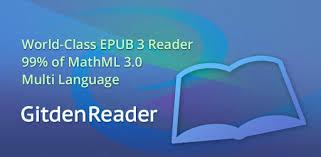 Gitden Reader: EPUB3 & EPUB2 - Apps on Google Play