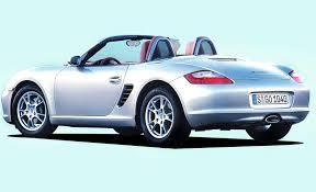 1997 Porsche Boxster 986 Roadster 2D pics, specs and news ...