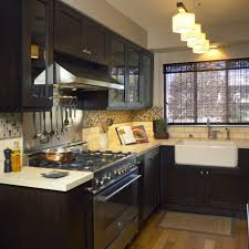 Kitchen Remodels Small Space Kitchen Remodel Captivating Black