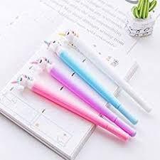 <b>20 Pcs Unicorn Flamingo</b> Gel Pens Set,Fine Point (0.5mm),10 Color ...