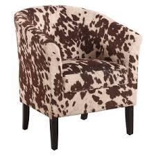 Animal Print Accent Chairs on Hayneedle Animal Print Living Room
