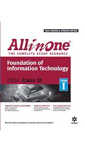 buy all in one foundation of information technology cbse class th all in one foundation of information technology cbse class 9th term 1
