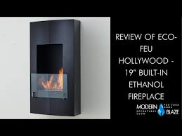review of eco feu hollywood 19 wall