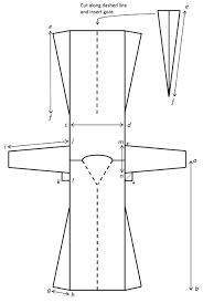 Viking Coat Pattern Threads Of My Life Kaftan Jacket Pattern