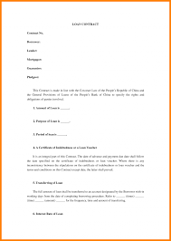 Agreement Letter For Payment Loan Employees Cover Settlement
