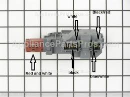 i have a frigidaire model fwt449gfs1 tumble action washer that Washing Machine Door Lock Wiring Diagram ok hope these color codes marry up to your wires ) Kenmore Washing Machine Wiring Diagram