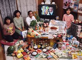 what the world eats com  the ukita family of kodaira city food expenditure for one week 37 699