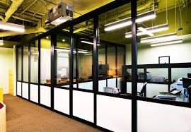 glass office wall. glass partition walls free standing office partitions wall