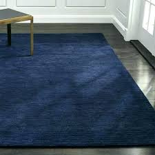 navy blue area rug solid lovely breathtaking wool crate 6x9 rugs