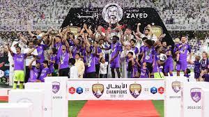 Al Ain lift UAE Pro League title in style | Football | News