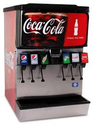 Coke Vending Machine Ebay Beauteous Ibd48 48Flavor Ice Beverage Soda Fountain System