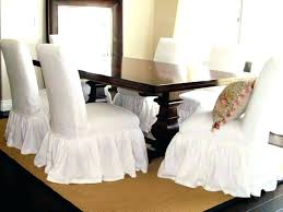 dining chair covers dining table seat covers linen dining chair covers dining table chair seat covers