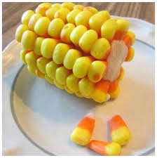 candy corn on the cob marshmallow. Fine Marshmallow Candy Corn On The Cob Itu0027s A Large Marshmallow With Candy Corn All Around  It Clever And Cute For Fall Party To On The Cob Marshmallow Pinterest