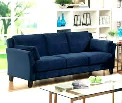 navy blue sectional sofa sofas s plans velvet with white piping small