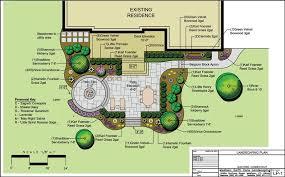 landscape architecture blueprints. Pleasant Landscape Architect Drawings Architects Madison Earth Care Architecture Blueprints P