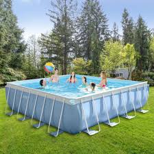 Image result for Intex Prism Frame Pool