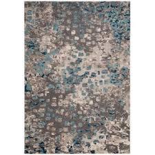 annabel gray u0026 light blue area rug modern area rugs11