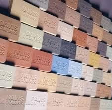 Davis Concrete Color Chart Davis Colors
