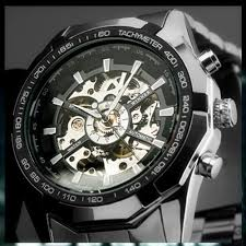 search on aliexpress com by image brand new 2016 steampunk clock mens automatic mechanical men wrist watch military style men wristwatches