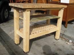 Cart Counter Butcher Splendid Tables Top Table Plans Diy Island