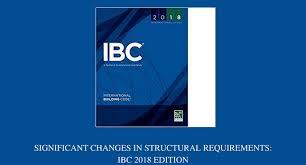 ibc building code. adoption of asce 7-16 ibc building code