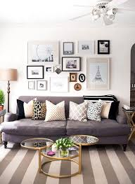 4 ways to decorate around your charcoal sofa maria killam the inside what color rug with grey couch for home
