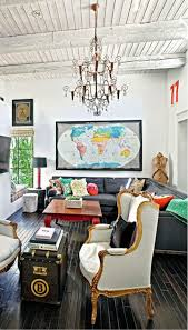 charming eclectic living room ideas. Eclectic D?cor: Blending Antique And Modern Items Charming Living Room Ideas