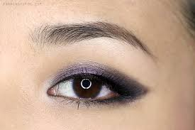 just choose a style that has a strong band so the lashes don t droop down and cover the eyes