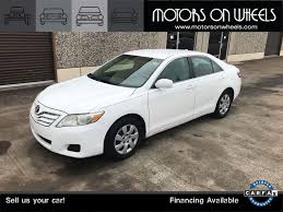 2011 Toyota Camry LE for sale in Houston, TX | Stock #: 15530