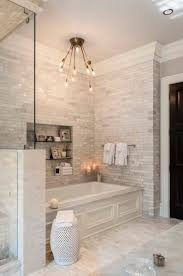 This stunning spa-like bathroom was completed by /davincimarble/.  #luxeSanFran