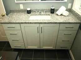 semi custom bathroom cabinets. Semi Custom Bathroom Vanities Vanity White Shaker Doors With Granite Top Contemporary Online C Cabinets O
