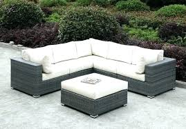 patio outdoor circular sectional couches clearance wicker sets