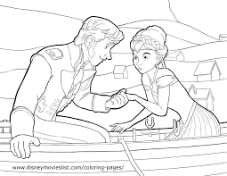 Small Picture Coloring Page Frozen Frozen Coloring Pages And Printables Coloring