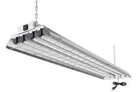 Utilitech 4 Ft 2 Light Shop Light 4 Led Shop Light Fixtures_e993 Com