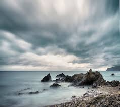Image result for Free images waves crashing on a beach and clouds