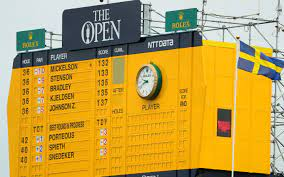 The Open 2016 leaderboard: live scores ...