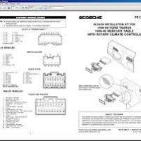 ford radio wiring diagram wiring diagram and schematics 2000 ford taurus aftermarket radio wiring harness wiring diagram 1998 ford windstar radio wiring diagram 2000