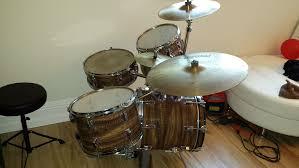 diy mini bop drum kit