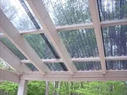 pergola with polycarbonate roof panels gazebo pergola corrugated roof semi free standing broil mate gt pro