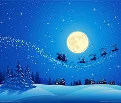 Christmas Night - 1200x1024 - Download ...