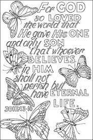 Small Picture Easter Coloring Picture John 316 Easter Pinterest Easter