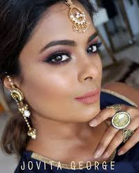 makeup look using beautiful bright colors that you can wear to a party regardless of your skin colour pale fair brown tan or dark everyone will