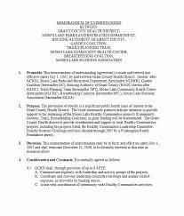 Memorandum Of Understanding Template Simple 44 Free Memorandum Of Understanding Templates [Word] Template Lab